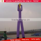 Inflatable desktop air dancer, advertising air dancer, air dancer blower