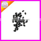 new design hot fix acrylic diamond edge polisher pointback black