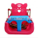 Plastic Indoor Baby swing Chair