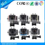 "2015 Factory Seller 1.5"" 1080P Mini Cube Sports Action Camera HD Camcorder Car DVR SJ CAM M10 WIFI"