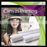 100% Pure Cotton printing Canvas with Matte Surface
