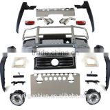 for MERCEDES-BENZ G-class body kit auto parts for 2006-2013 W463 G65/G500/G55/G63 by maker