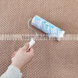 2016 Recycle reel Lint Rollers sticky dust Handheld with dust snap pack clothes blankets coverlet sofa home use
