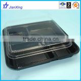 Plastic Food Container,Bento Lunch Box with Dividers