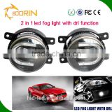"New design automobile car accessories DRL daytime running light 30w 3.5"" led fog light/auto fog light"