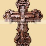 Orthodox Decorated Wooden Cross
