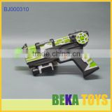 kids toy painting gun toy Russian English toy gun safe sound gun toy electric shock gun toy