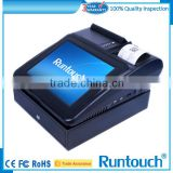 Runtouch RT-6120 New Android POS Terminal 12 inch Built in Printer and Customer Display