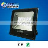2016 new product 100w led flood light 100-240V IP65 SMD5630 flood light for outdoor using