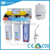 Best Price 7 stages water filter reverse osmosis system with uv purifier ro machine for home                                                                         Quality Choice
