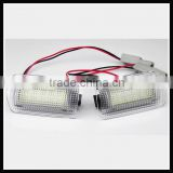 Courtesy Door LED light for LEXUS IS250 ISF RX330 RX350 L S460 LS600 LS430 Xenon White LED door welcome courtesy lamps