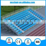 MC-TG03 F1 korea outdoor metal structure bleacher,outdoor grandstand bleacher,temporary outdoor bleacher