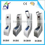 Dongguan factory price auto shoe cover dispenser hospital