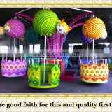 Amusement Park Attractions Family Ride Samba Balloon For Sale