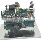12046 1933 Pierce Arrow Engine model