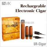 New fashionable products rechargeable electronic cigar with disposable hookah hose soft tip