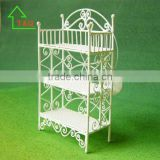 NEW FAIRY GARDEN OR MINIATURE GARDEN METAL PLANT RACK/SHELF UNIT