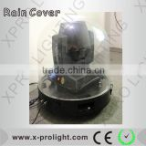 high light transmission rain cover outdoor use moving head light protect equipment plastic dome rain cover