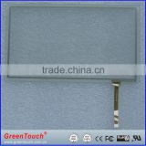 Chinese supplier 4 wire resistive touch screen,7''resistive touch panel,touch screen manufacturer