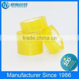 BOPP film high transparency Stationery Tape and Crystal Tape used in designing and office environment