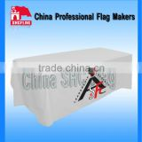 High quality custom design spandex conference trade show table cover