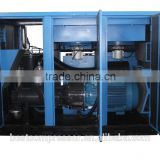 two stage screw air compressor for marine and energy industry