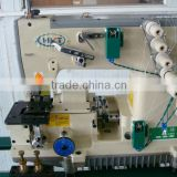 High Speed Nylon Zipper Stitching Machine with the francy quality
