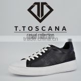 T.TOSCANA 2016 street fancy type Easy to match clothes latest men shoes pictures