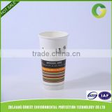 Zhejiang GoBest Excellent Material Best Selling Products Disposable 16oz Cold Printed Drink Paper Cup