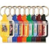 Color Dome Bottle Can Opener Keychain