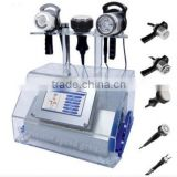 Rf And Cavitation Slimming Machine High Frequencyfat Burning Cavitation Machine / Cavitation Skin Care RF Skin Lifting Slimming Machine/ Ultrasonic Vacuum Cavitation Machine Ultrasonic Liposuction Cavitation Slimming Machine Ultrasound Therapy For Weight