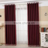 type of embossed window curtain fabric cheap fabric upholstery blackout fabric for hotel