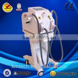Two Handles ipl blood vessels with treatment result