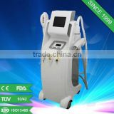 The newest multifunctional rf lifting machine with Elight ipl hair removal and laser ttatoo removal