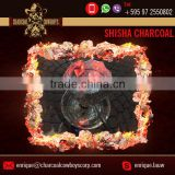 Widely Collection of Shisha Charcoal for Shisha/Hookah Bars Available at Affordable Cost