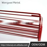 specializing in the production fashionable clear acrylic nail polish display rack