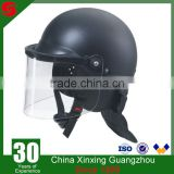 Durable ABS PC anti riot safety helmet