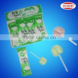 16g Fruity Flat Lollipop Candy