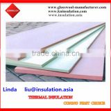 XPS EPS Aluminum foil Phenolic Foam insulation board