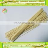 "Hot sale 2014 Round bamboo sticks 8""; 9"" for making incense from GOWELL., JSC, VietNam"
