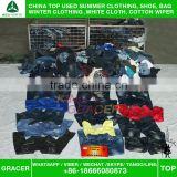 Bulk Wholesale Recycling Origin Mixed Unsorted Summer Kid Pants Used Clothing hot sale In South Korea