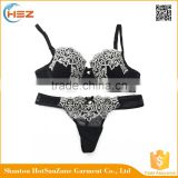 HSZ- 0022 Wholesale sexy new bra panti photo ladies girl sexy tube sexy bra panty set bangladeshi hot sexy photo
