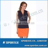 2014 Popular Solid Women's Golf Skirt MZ0104