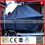 Hot High quality Light Fastness lightweight boat cover deflect the sun factory