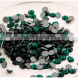facets hotfix stones flat back hot fix rhinestones with strong glue for iron on heat transfer
