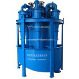 High fineness classifying hydrocyclone cyclone separators