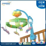 Newest early learning toys baby crib musical mobile