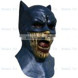 2013 Adult Full Head Latex Batman Costume & cro Latex Batman mask Costume for Christmas