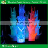 Attractive inflatable lighting event party decorations for amusement park