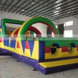 commercial grade hot sale inflatable obstacle course